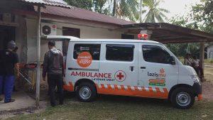 Bantu Wujudkan Ambulans Jenazah Gratis