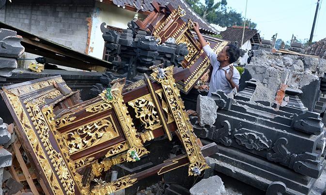 Darurat! Bantu Korban Bencana Gempa Bali